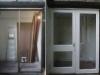Door Installation (Before & After)