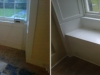 WIndow Seats (Before & After)
