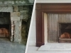 Fire Place (Before & After)